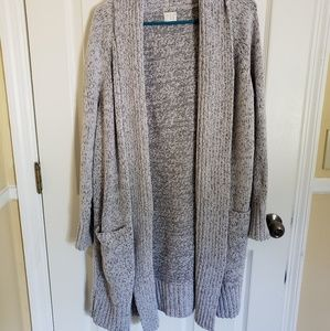 A New Day Open Cardigan